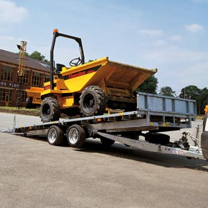 Ifor Williams trailers