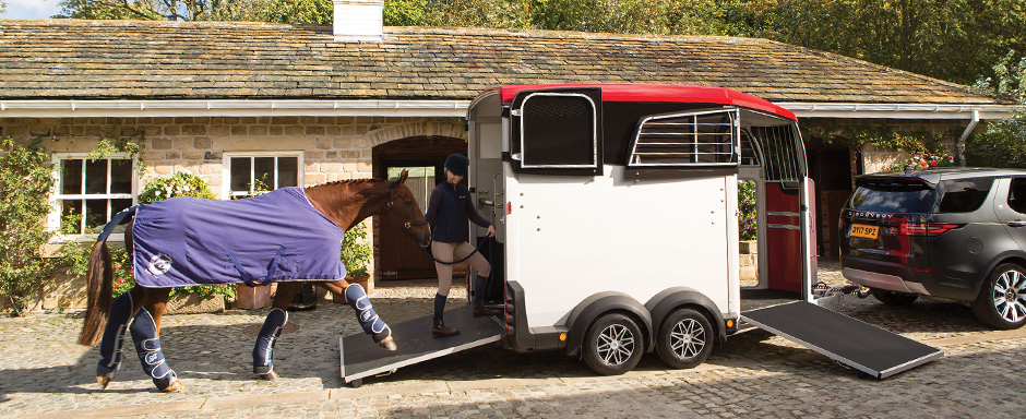 HBX ifor williams horsebox