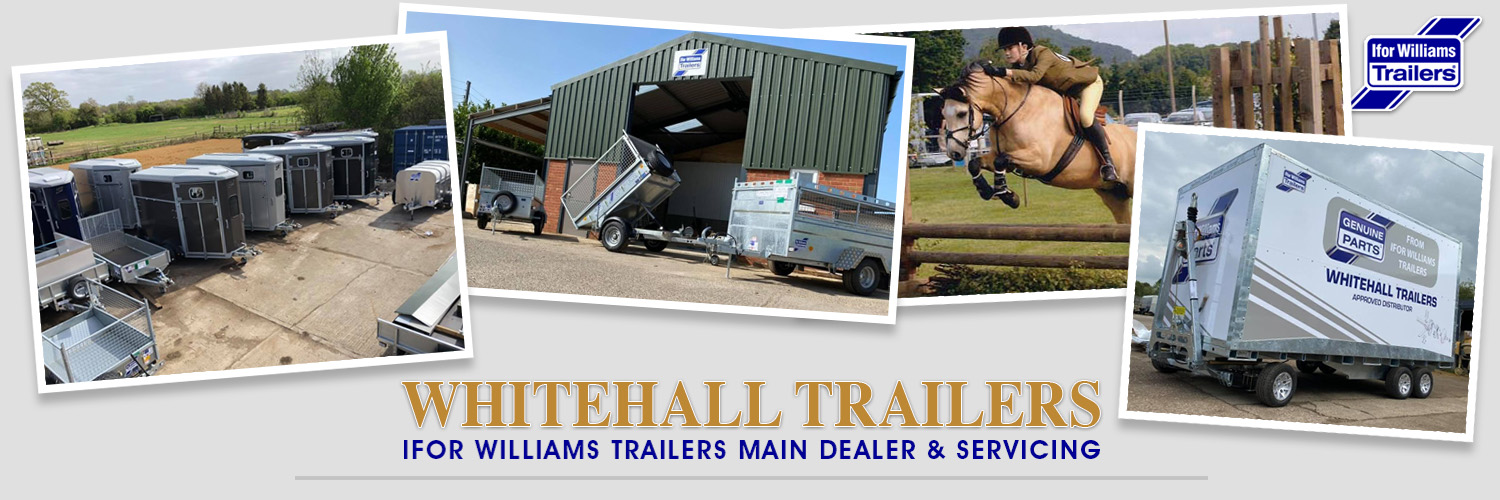 ifor williams whitehall trailers
